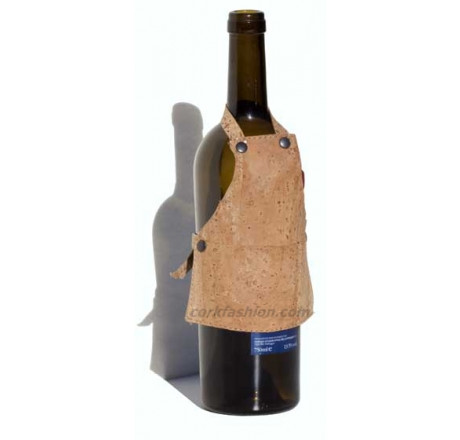 Apron for bottles (model RC-GL0703009001) from the manufacturer Robcork in category Corkfashion